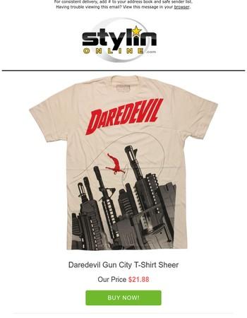 Stylin Online Newsletter