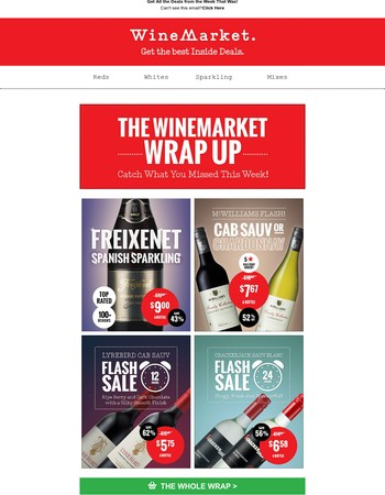 Whaddya Miss? Check Out the WineMarket Wrap!