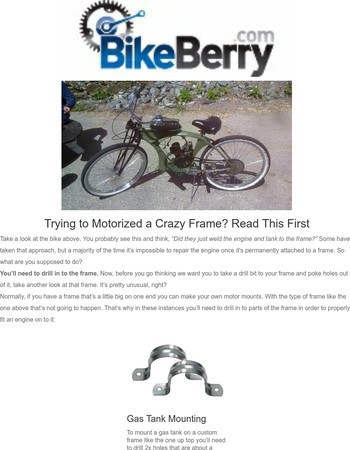 READ THIS Before Welding Anything on Your Frame