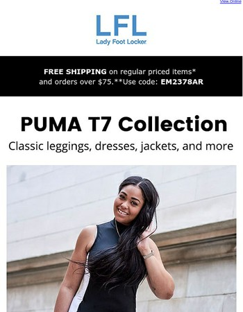 Your new go-anywhere style from PUMA