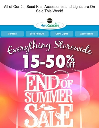 Take 30% Off The Bounty Wi-Fi & Save Up To 50% Storewide!