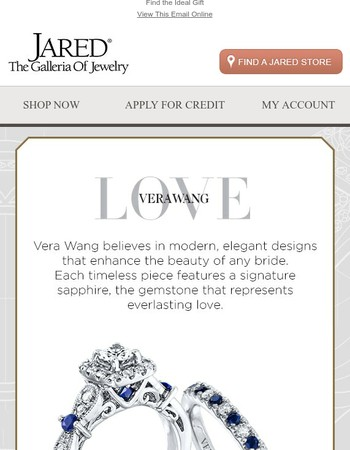 Discover the Timeless Designs of Vera Wang LOVE