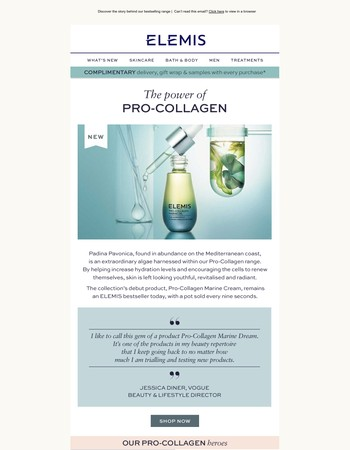 The Power of Pro-Collagen