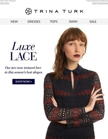 Diamond Lane Lace