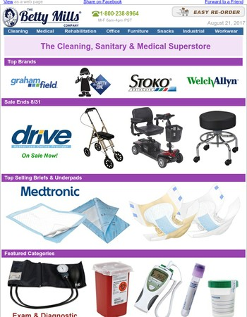 Solar Eclipse: Medical & Sanitary Offers.