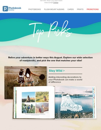 Top travel Photobooks, handpicked just for you!