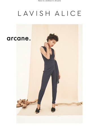 New In   Edition 5: Arcane