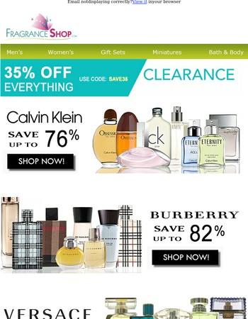 Top Brands Over 70% Off