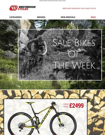 Sale Bikes Of The Week