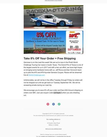 Partzilla coupon code