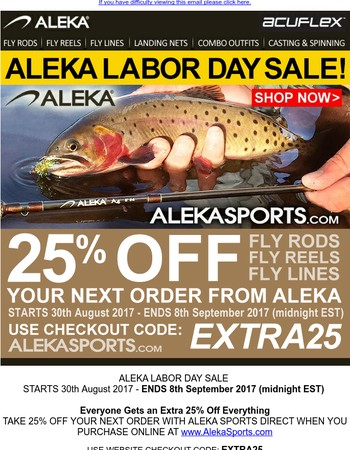Aleka sports coupons 65 off coupon promo code november 2017 for Fish usa coupon
