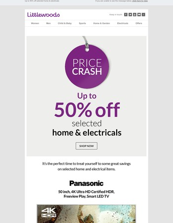 Big savings you don't want to miss