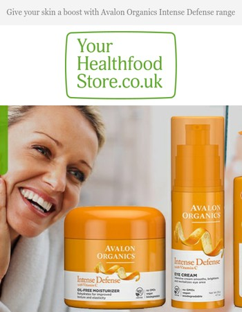 25% off anti-ageing skin care