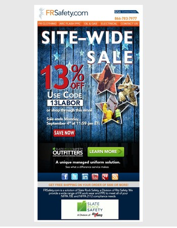 Site-Wide Sale Starts Now. Take a Look!