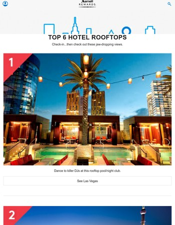 And the winners for top hotel rooftops are…
