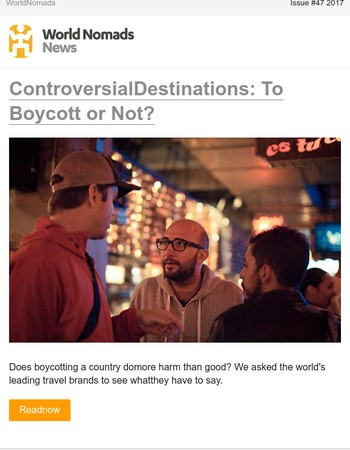 ✈ Controversial Destinations: To Boycott or Not? ✈
