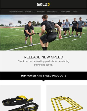 Top Speed & Power Products
