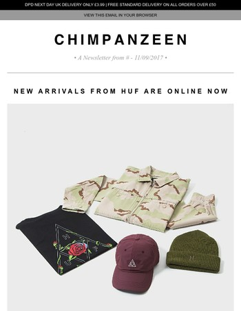 , tons of new arrivals inside