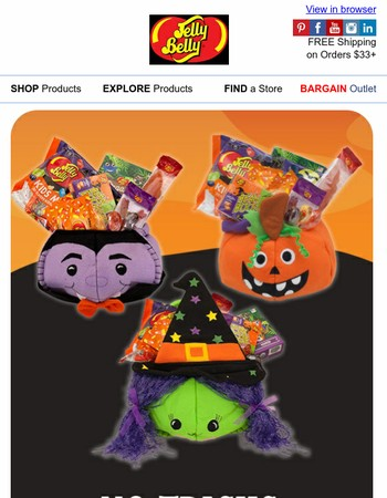 Halloween Gift Baskets available NOW!