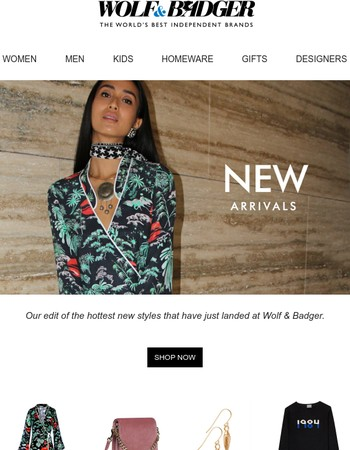 New Arrivals: Rixo London, cashmere sweaters and more!