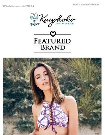 2018 Bikinima Swimwear Available For Pre-Order - AFeatured Kayokoko Brand