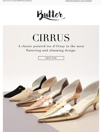 Cirrus: A Classic d'Orsay