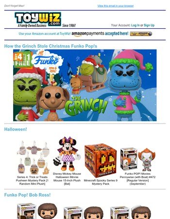 ToyWiz Mid-Week Toy News: Your Site-Wide Discount Code and Hot New Arrivals!