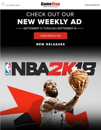 Your Weekly Ad Is Here: 9.13 - 9.19