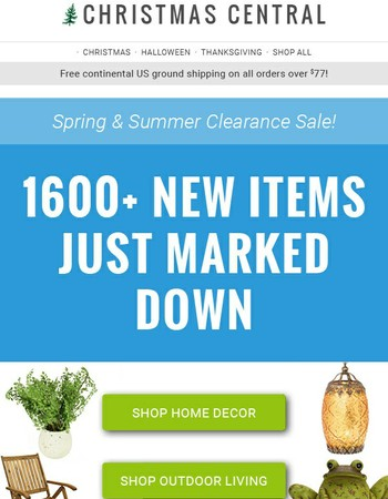 1600+ New Items Just Marked Down