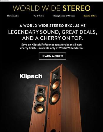 World Wide Stereo  Newsletter