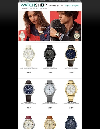 Tommy Hilfiger - New Collection