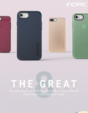 Case Collections & Accessories for iPhone 8/8 Plus are here!