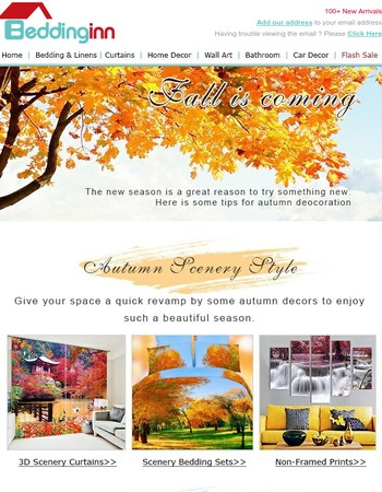 4 Fall Decoration Trends Preview
