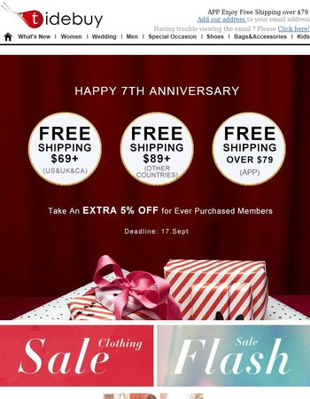 Deareeede93cd87f91e2f6caa5fecd324295,What To Buy From Anniversary Super Sale?