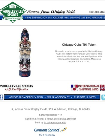 For The Cubs Fan Who Has Everything