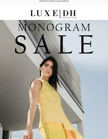 Don't Miss Our Big Louis Vuitton Monogram Sale!