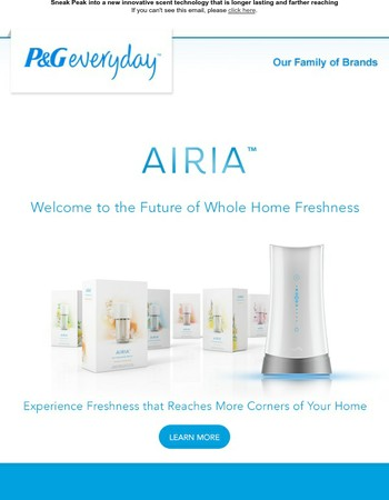 Smart Scent Technology for Whole Home Freshness
