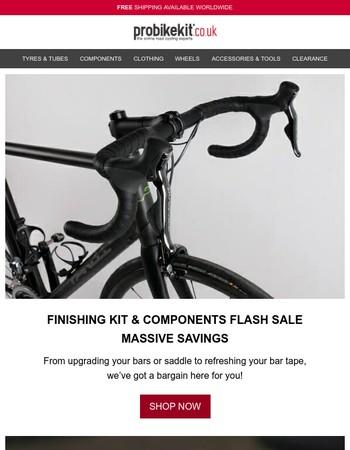 Finishing Kit Flash SALE | Massive Savings!