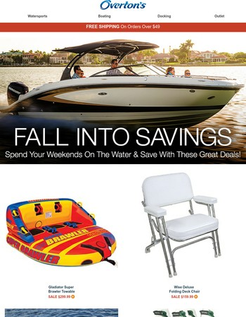 Fall Into Savings - Year End Deals on Our Best Sellers!
