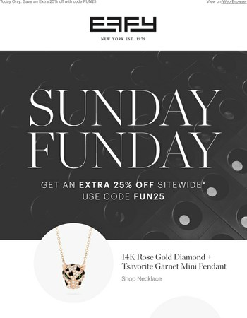 Just in time - Extra 25% off - Today Only!