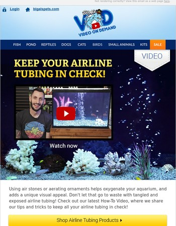 How-To Video: Keep Your Airline Tubing in Check!