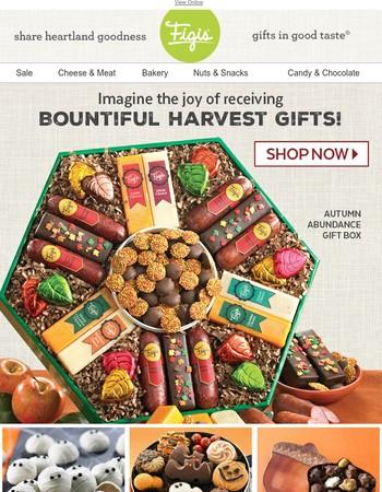 Fun Fall Gifts + Heartland Quality