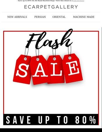 Flash Sale Countdown!!