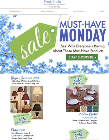 Savings Alert >> New Markdowns Going on Now