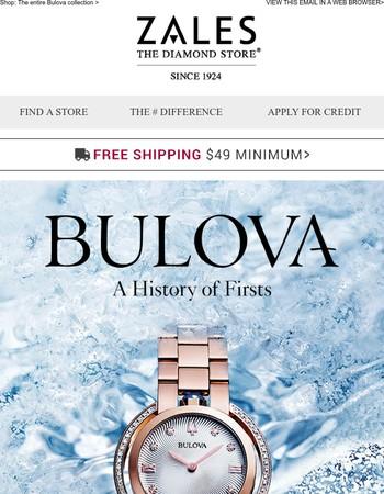 Introducing The Bulova Rubaiyat Collection