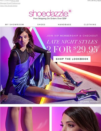 2 for $29.95 - GLOW UP GIRL