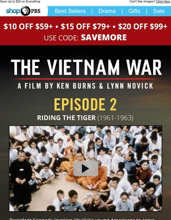 Watch: The Vietnam War - Ep 2 Preview