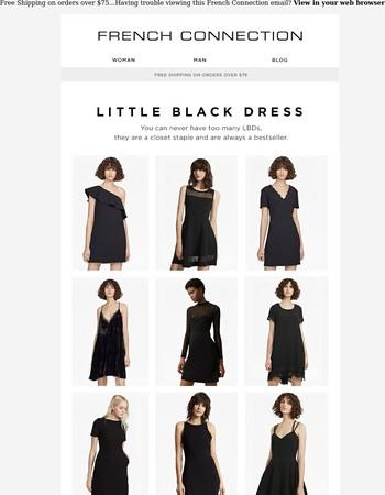Back in Black…Dresses!