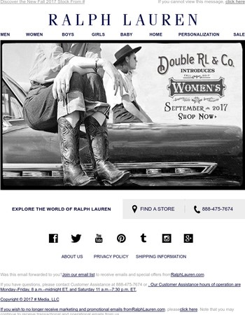 Introducing Double RL for Women