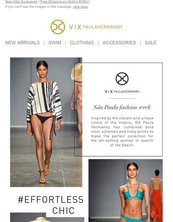 ViX Recap: Sao Paolo Fashion Week